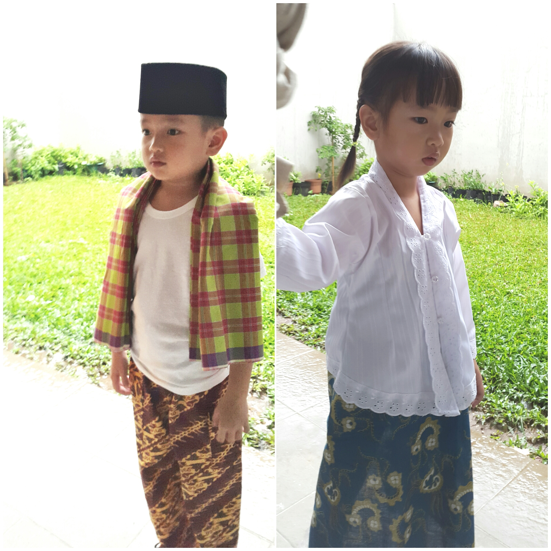 Kostum kartini | Arley and Tahnee